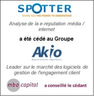 Tombstone Akio - Spotter complet